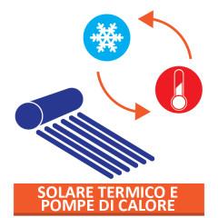 Solare termico e Pompe di calore